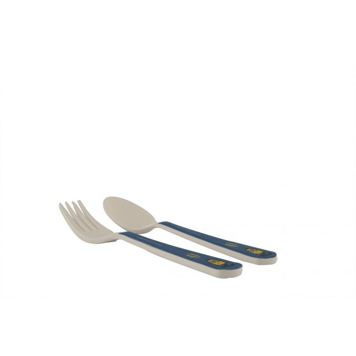 Fork & Spoon Set 2-Minions,Forks
