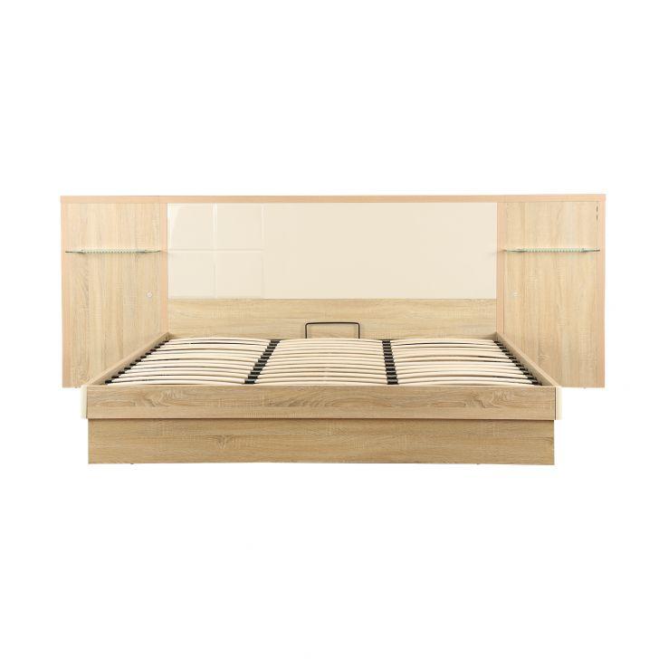 GEO LH SIDEBOARD,Bedside Tables