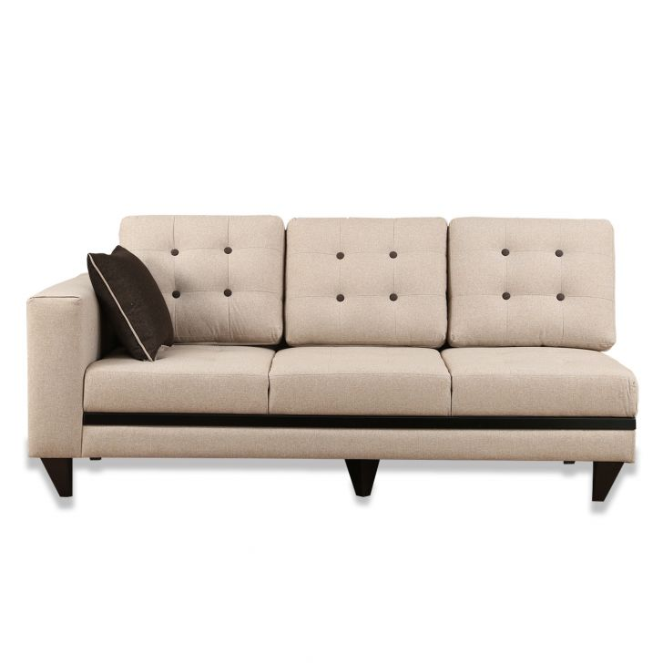 Garcia Fabric Lounger Beige Lh,Sofas & Sectionals
