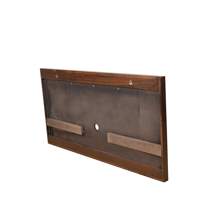 Prestige Wall Entertainment Unit in Brown Finish,TV Units
