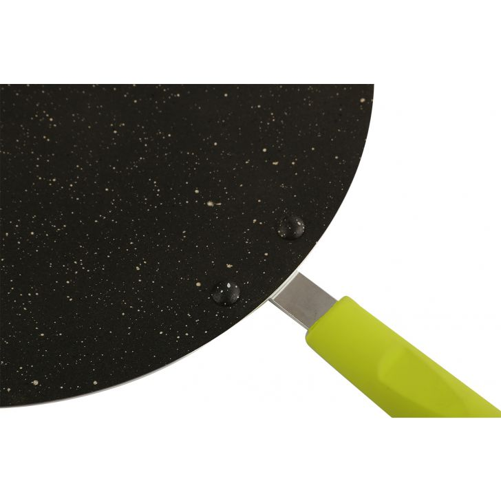 Granite Flat Tava 29cm Lime,Kitchenware
