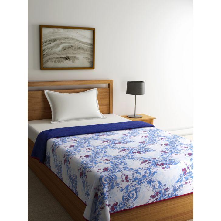Single Dohar Dew Dreams Blue,Dohars
