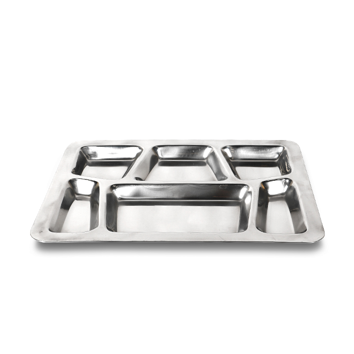 Living Essence Stainless Steel American Section Plate,Plates