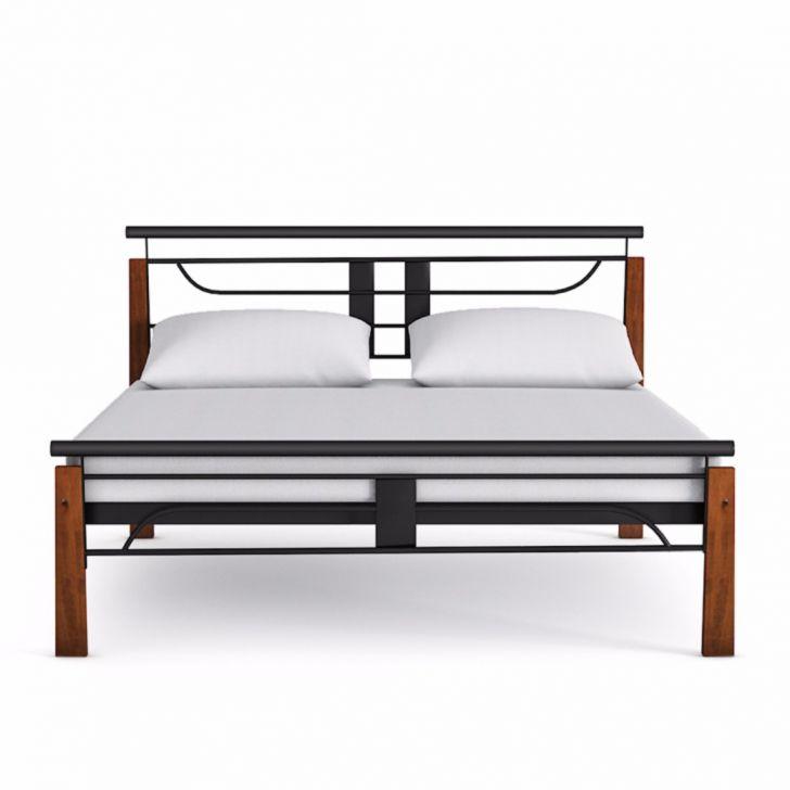 Diamond Queen Size Bed in Black Finish,Festive Bonanza Offer