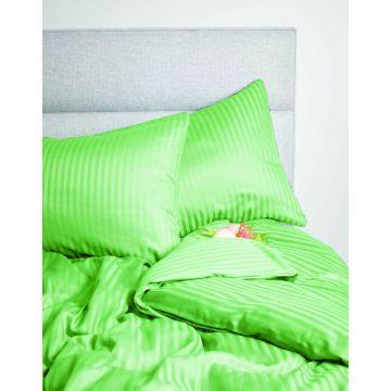 Amara Double Bed Sheet Mint