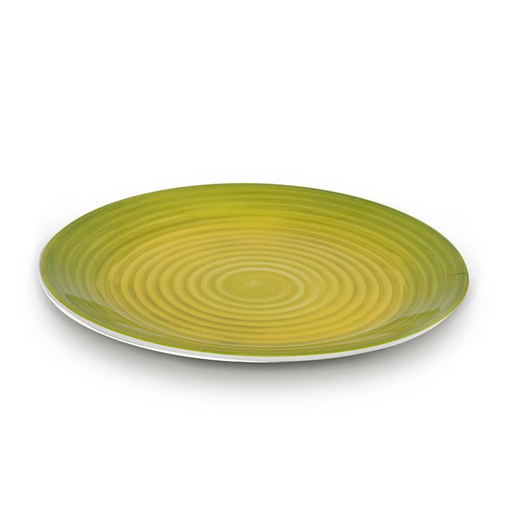 Living Essence Melamine Dinner Plate Citron,Plates