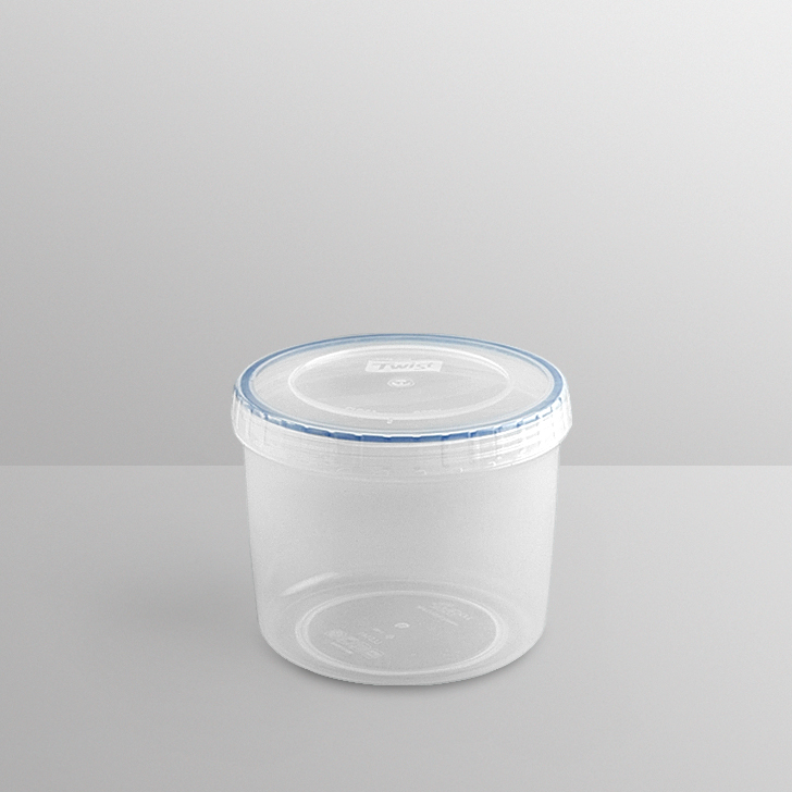 Lock & Lock Round Container 940 Ml,Containers