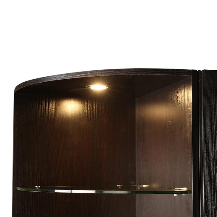 Mozart New Dresser With Mirror,Wall Shelves