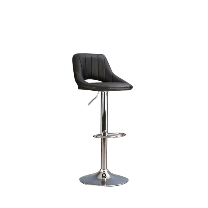 Mabel Bar Stool Black,Without Armrest