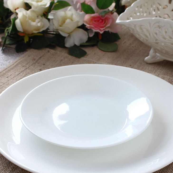 Corelle Winter Frost White Small Plate,Plates