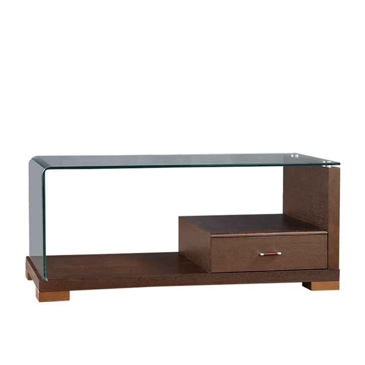Emily Center Table Dark Brown,Coffee Tables