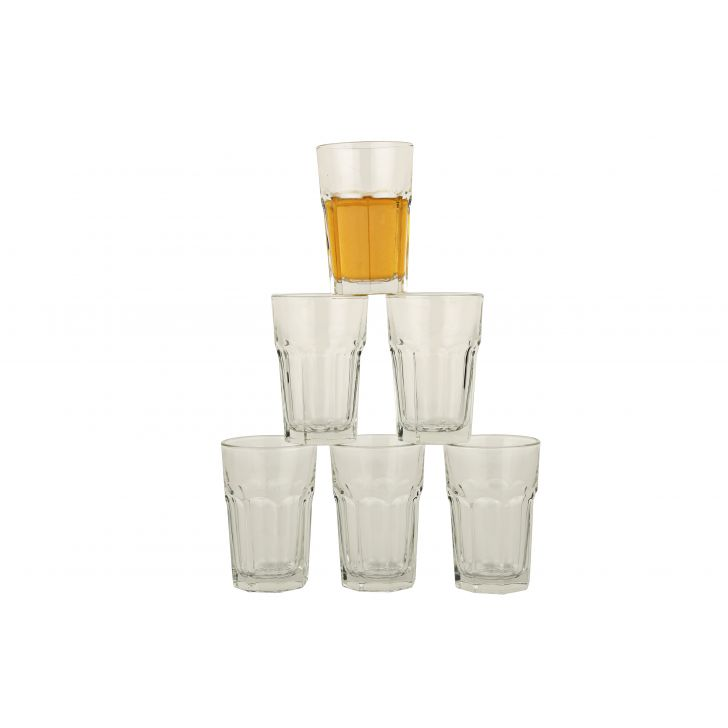 Libbey Glass 6 Pc Set,Drinkware