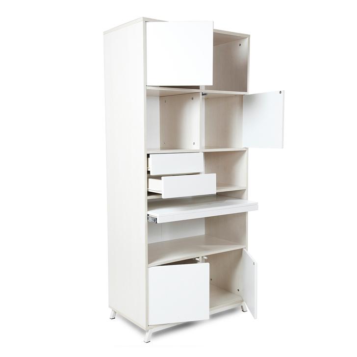 Lumen Book Case White,Furniture