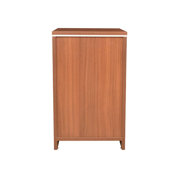 Nova Chest Of Drawers Walnut,Pedestal Units