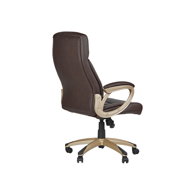 Henry High Back Chair Brown,Office Chairs