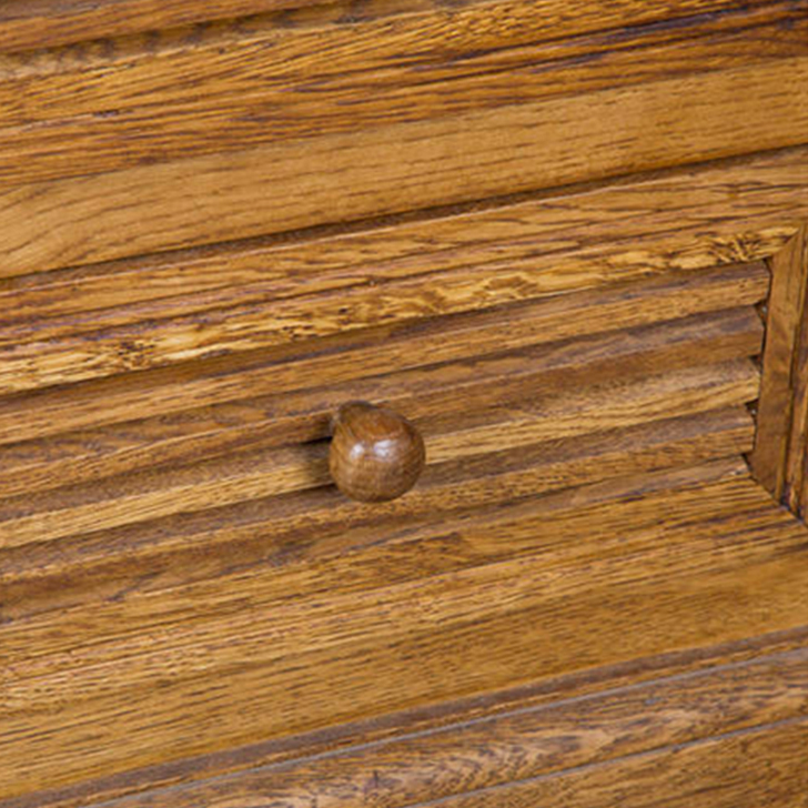 Denver Bedside Table in Brown Oak Colour,Kitchen Cabinets
