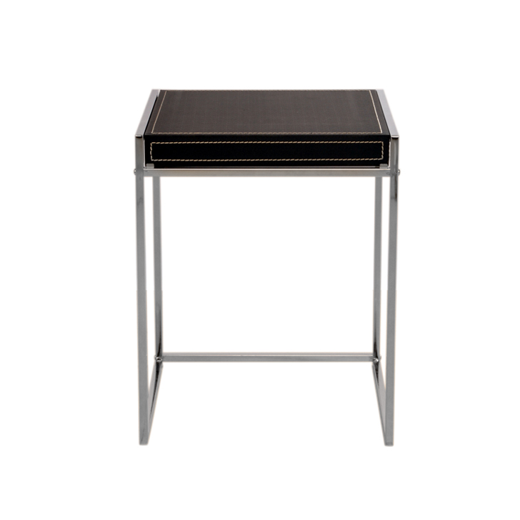 Maria Set of Tables in Black Finish,Living Room Furniture