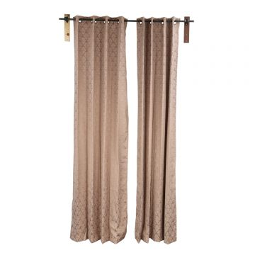 Quick View Aspen Window Curtain Brown