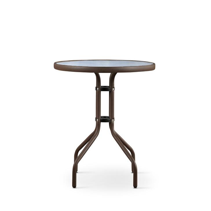 CARMO GLASS TOP TABLE,Garden Furniture