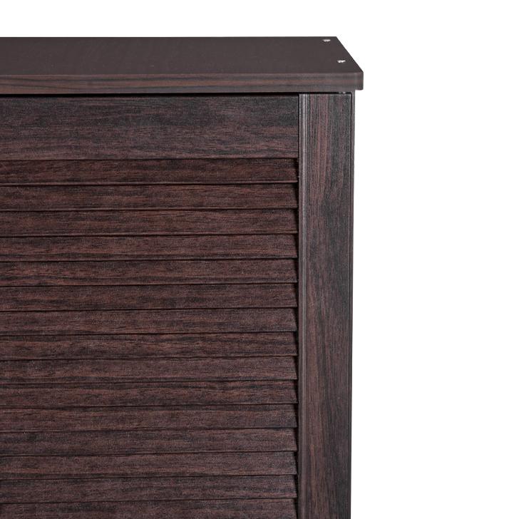 Kaira Shoe Rack in Wenge Colour,Furniture