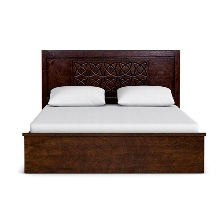 Astra Solidwood King Bed,All Beds