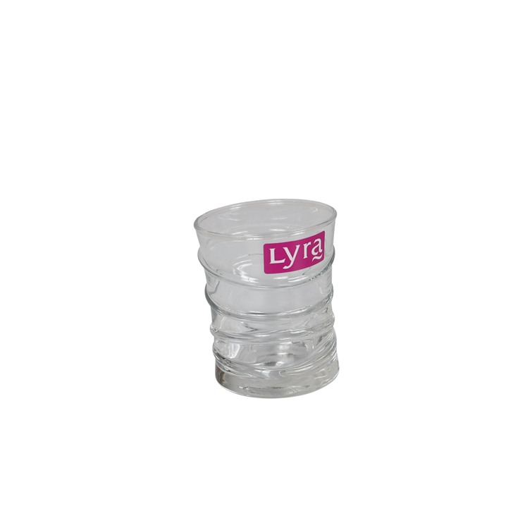 Lyra Ring Shot Glass Set 6 Pcs 65 ml,Glasses & Tumblers