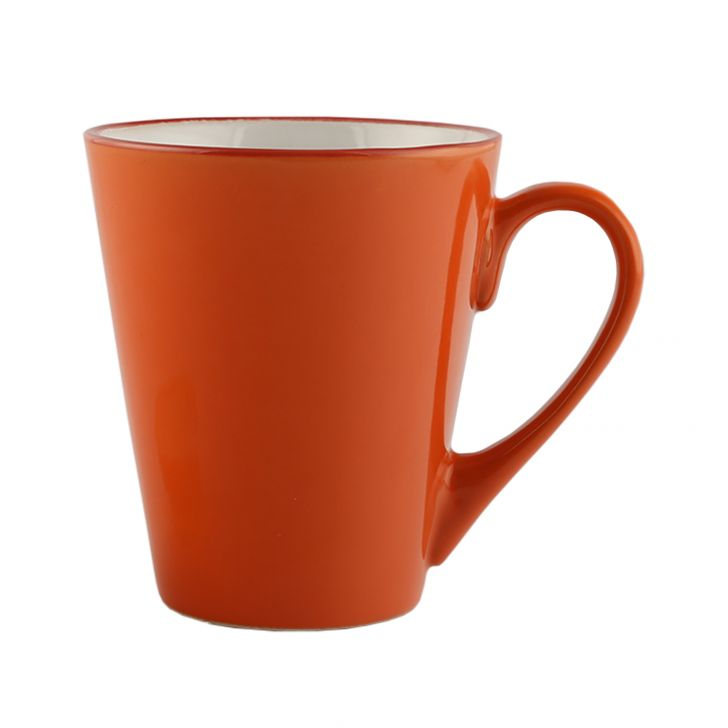 Tangelo Solid Coffe Mug,Mugs & Cups
