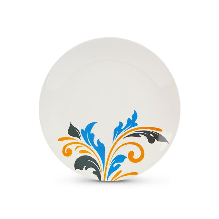 Living Essence Floral Bloom Dinner Plate,Plates