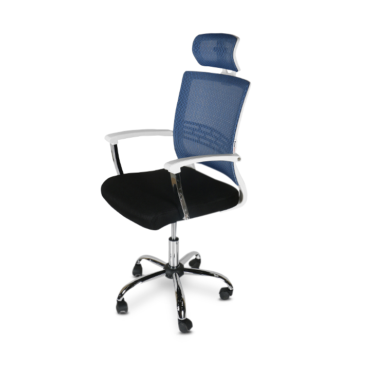 Titus Office Chair Blue,Office Chairs