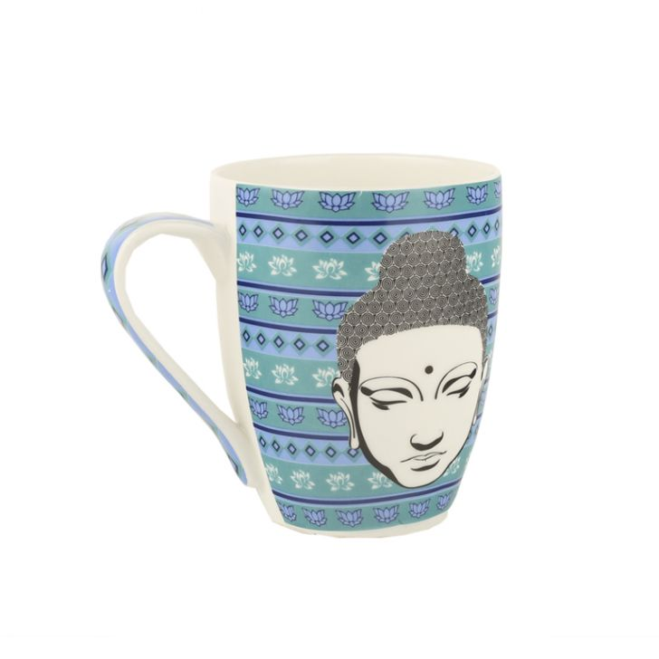 Buddha Underwater Single Mug,Coffee Mugs