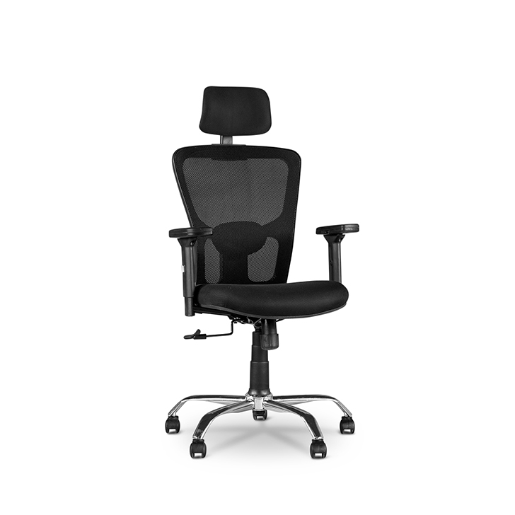 Olivia High Back Office Chair Black,Sofas & Sectionals