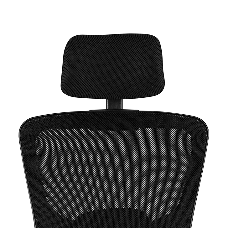 Olivia High Back Office Chair Black,Chairs