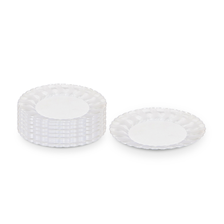 Living Essence White Plate,Tableware