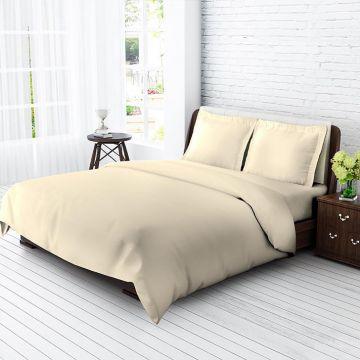 quick view tangerine senso naturals king size bed sheet set white