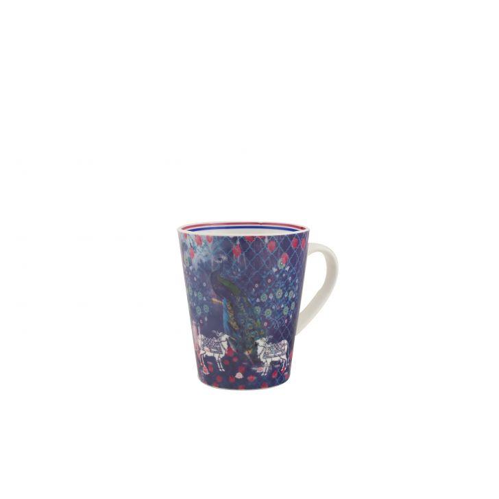 Flower Cast Sing Mug,Coffee Mugs