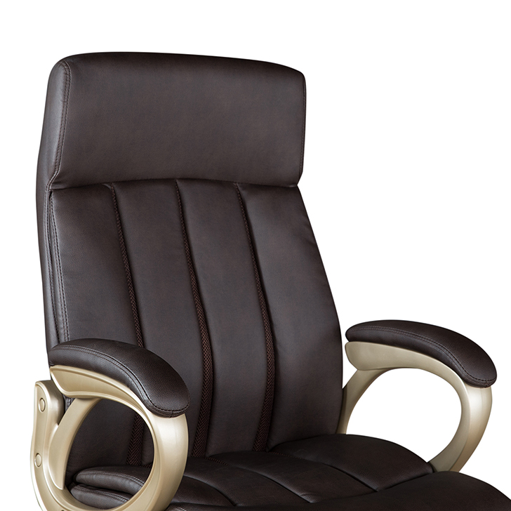Henry Leatherite High Back Chair,Office Chairs