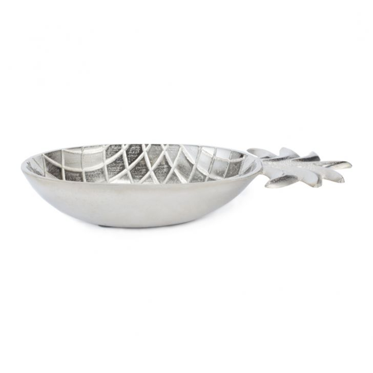 Aspen Pineapple Plater Large Silver,Handicrafts