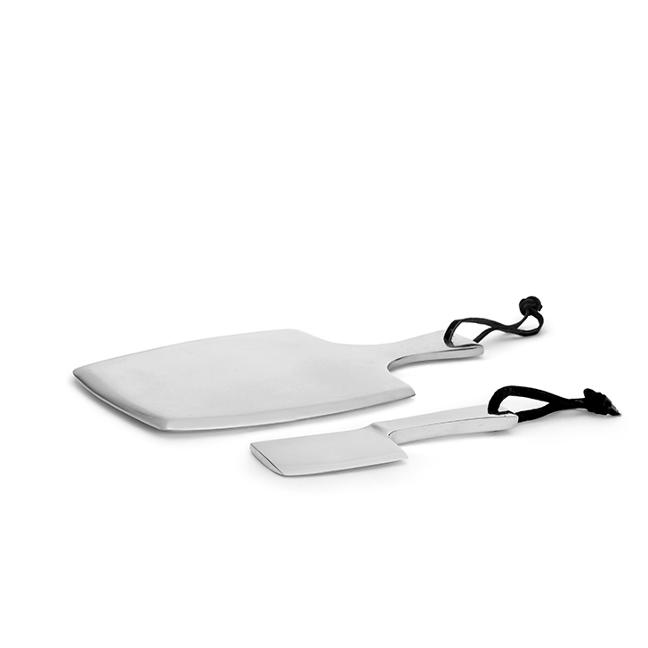 Living Essence Cheese Paddle With Knife,Kitchen Organizers