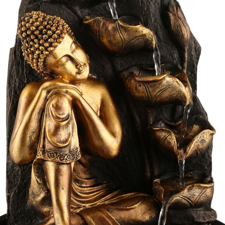 Impression Buddha Fountain one-Sided,Indoor Fountains
