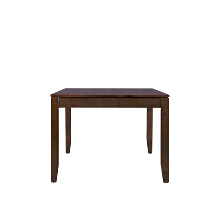Lobito Six Seater Dining Table in Walnut Finish,6 Seater Dining Table