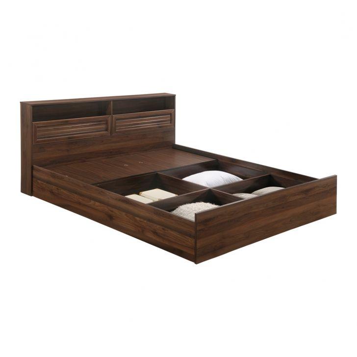 Alyssa King Bed With Box Storage,The Big Summer Sale