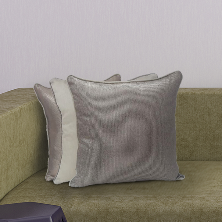 Living Essence Set Of Three Cushion Cover 16X16 Fiesta Antique,Covers & Inserts