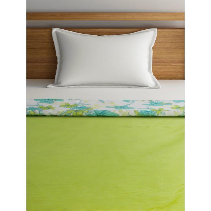 Single Dohar Dew Dreams Green And Blue,Dohars