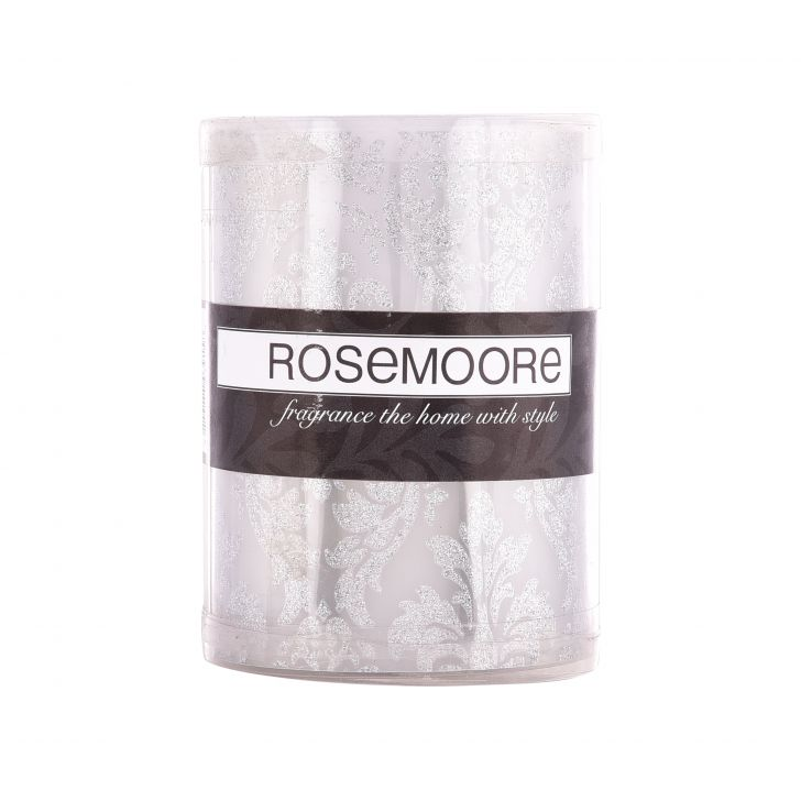 Rosemoore White Tea Scented Tea Lights For Living Room, Washroom, Bedroom, Office,Candles