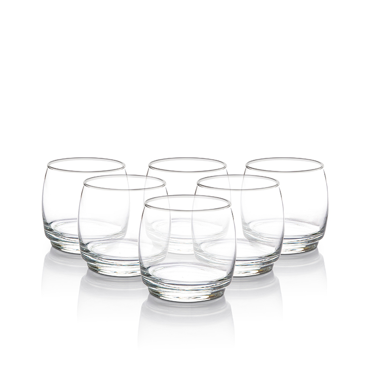 Lyra Lune Dof Glass 325 ml,Glasses & Tumblers