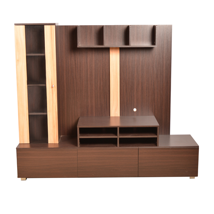 Wall Unit buy hugo wall unit walnut and teak online in india