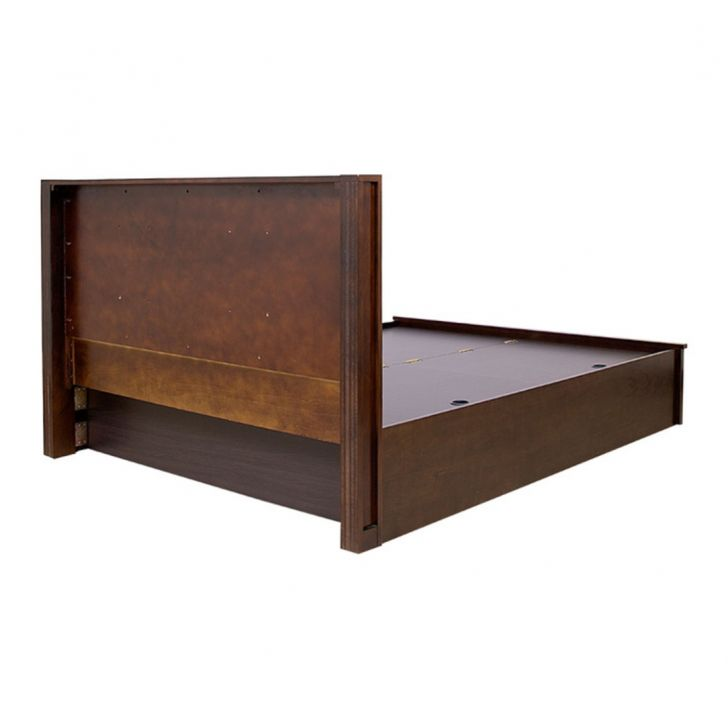 Astra Solidwood Queen Bed,All Beds