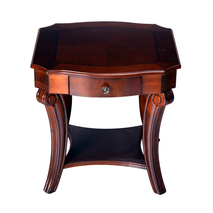 Tina Side Table Brown,Side Tables