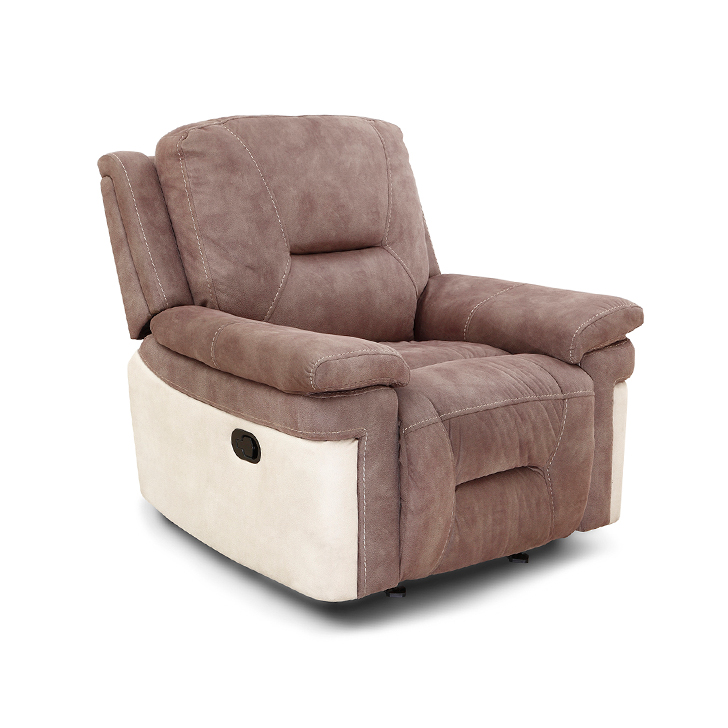 Jupiter Fabric One Seater Recliner,Recliners