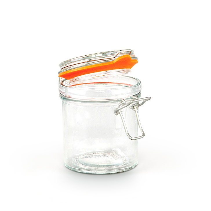 Living Essence Navigator New Tube Clip Jar 350 ml,Containers